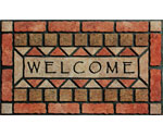Colorful Entrance Mats For Home