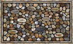 home doormats - Inspirational Rocks