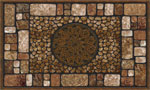 outside door mats - Notre Dame Earth Stone