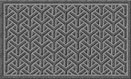 Charcoal Y-Not Mega Scraper door mats
