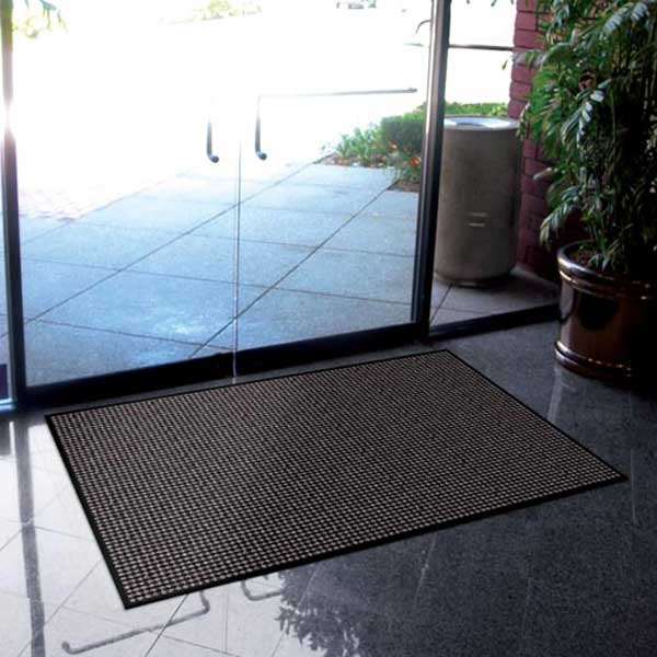 Aparment Building Prestige Door Mats Case Of 12
