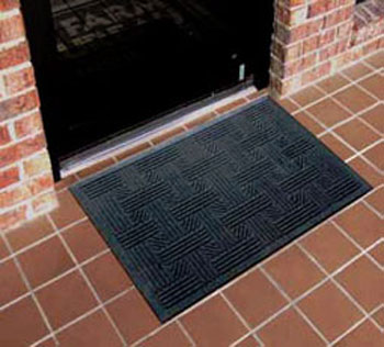 Superb Scraper Mat: Trapper, Rubber Entrance Mats