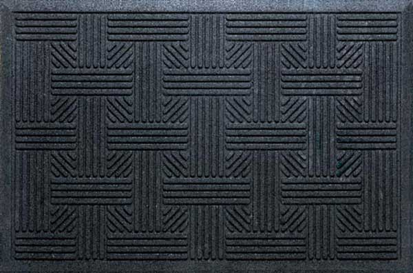 Incroyable Mission Trapper Rubber Door Mats