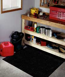 Rubber Workshop Mat