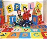 Kids ABC Puzzle Mats