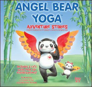 Angel Bear Yoga CD for Kids