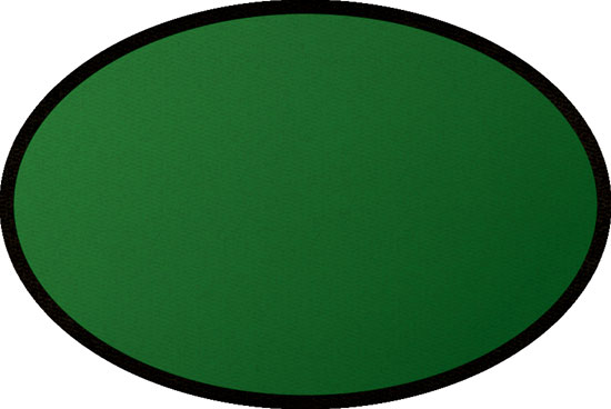 classroom rug clipart. green oval rug classroom clipart