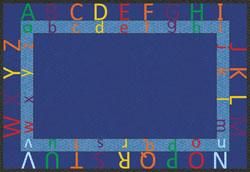 Classroom Alphabet Rugs
