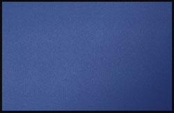 Solid Blue Rug