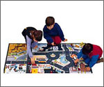 Carpeted Kids Play Rugs and Playmats: Large Selection