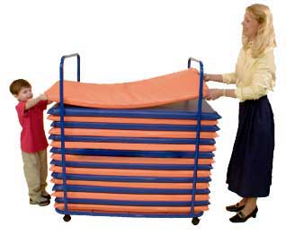 Rest Mat Buggy