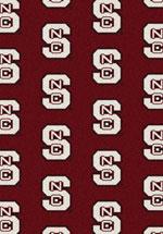 North Carolina State Univ Rug