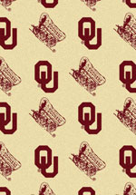 University of Oklahoma Rug