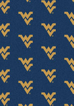 University of West Virginia Rug