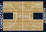 University of Connecticut Rugs