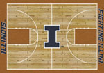 University of Illinois Rugs