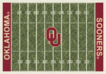 University of Oklahoma Rugs