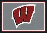 University of Wisconsin Rug