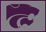 Kansas State University Rug