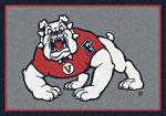 CA State University Fresno Rug