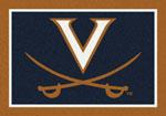 University of Virginia Rug