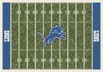 Detroit Lions Area Rug