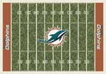 Miami Dolphins Area Rug