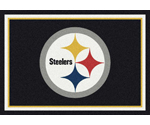 Steelers Area Rug | NFL Rugs - Show Your Team Spirit