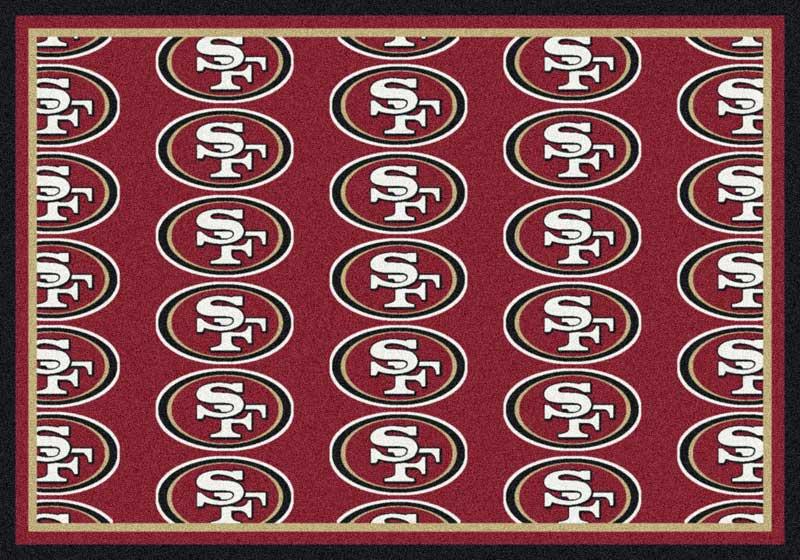 San Francisco 49ers Area Rug