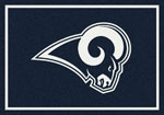 Los Angeles Rams Area Rug