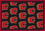 Calgary Flames Sports Rug