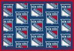 New York Rangers Sports Rug