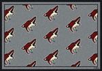 Phoenix Coyotes Sports Rug