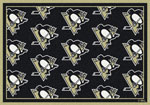 Pittsburgh Penguins Sports Rug