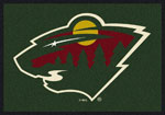 Minnesota Wild Sports Rug
