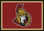 Ottawa Senators Sports Rug