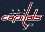 Washington Capitals Sports Rug