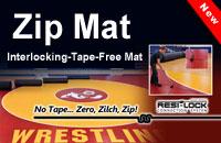 Wrestling Zip Mats For Sale