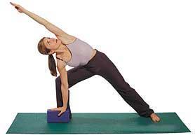 Thin Yoga Exercise Mat