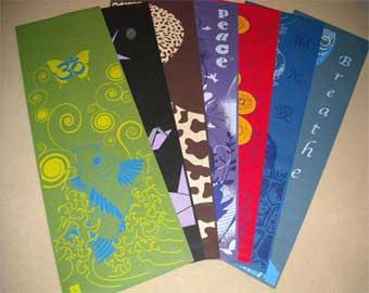 Artistic Designer Yoga Mats With Prints