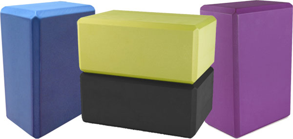 4 Quot Foam Yoga Blocks