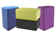 """Foam Yoga Blocks - 3"""""""