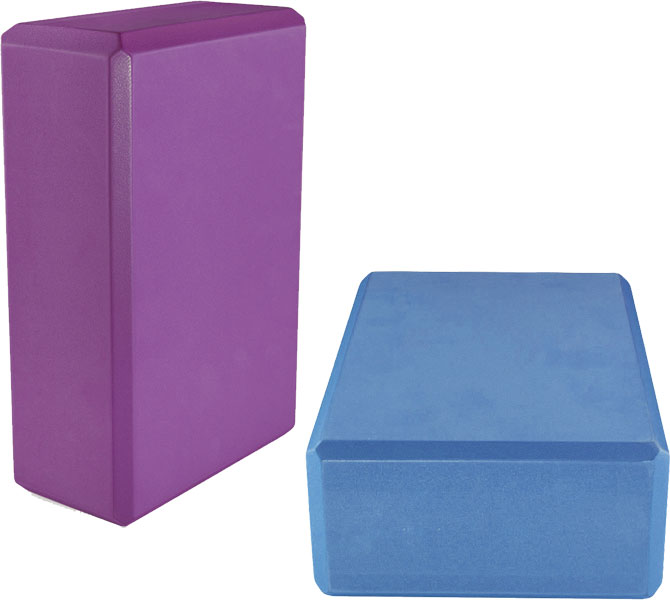 3 Quot Yoga Blocks
