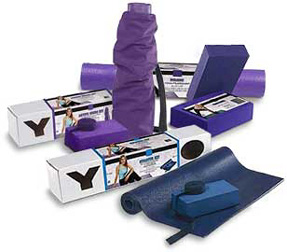 Yoga Kits With Deluxe Yoga Mat