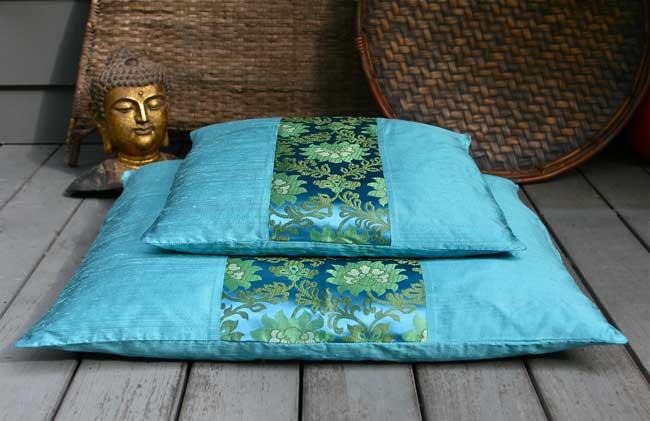 Yoga Cushions Floor Pillows